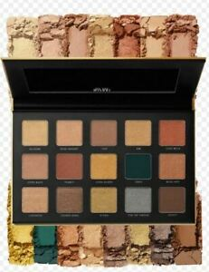 Milani Gilded Gold  Eyeshadow Palette New