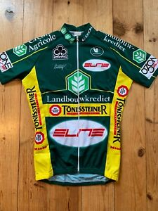 Team Landbouwkrediet Colnago / Tonnissteiner / Elite Men's Jersey -Various sizes