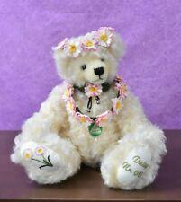 Hermann Daisy Teddy Bear Limited Edition Tagged