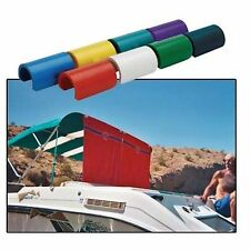 Terricraft Creations BC-01 Boat Bimini Clip 6 Pack White 7/8""
