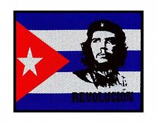 CHE GUEVARA revolucion 2007 - WOVEN SEW ON PATCH official merchandise