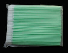 100 pcs Long Handle Small Foam Cleaning swabs for Epson HP Canon Printer Clean