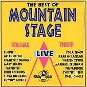 Best of Mountain Stage, Vol. 3