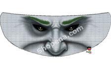 Joker Helmet Visor Sticker Batman Clown Motorcycle Shield Decal Tint Eyes Circus
