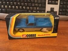 Corgi Toys 493 Mazda B1600 Pick-Up - Boxed