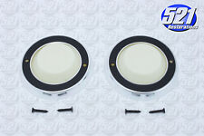 Mopar Courtesy Light Dome Bezel Lens Set 64-66 Cuda 64-66 B Body 64-68 C Body