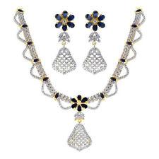 Cubic Zirconia Fashion Jewelry Sets
