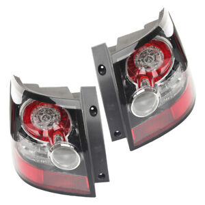 Pair of Rear Tail Light w/ Bulb Fit For Land Rover Range Rover Sport 2005-2013