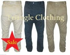 Jeans da uomo lunghi verdi