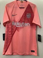 Barcelona FC Third Soccer Jersey Football Shirt Men's M