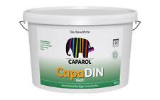Caparol CapaDIN Innenfarbe - Weiss matt, 12,5 L