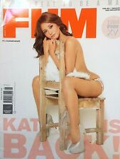 FHM Philippine MAGAZINE Katrina Halili, January'15 Voted #31-FHM100 Sexiest 2016