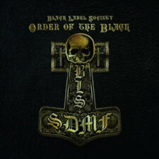 Black Label Society : Order of the Black CD (2010) ***NEW***