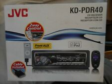 JVC KD-PDR40  Radio STEREO CD MP3 / WMA Player In Dash Receiver