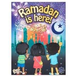 Ramadan Chocolate Advent Countdown To Eid Calendar