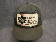 Chemtech Canton Ohio Vintage Snap Back Trucker Hat Baseball Cap K-Brand Cloth