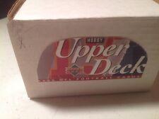 1995 Upper Deck Football Set. (300 cards)