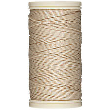 Coats Duet Sewing Thread | 100% Polyester | 100M | WHITE CREAMS BROWNS |