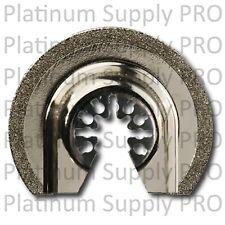 Flushcut Diamond Oscillating Multi Tool Blade: Rigid Jobmax, Dremel, Fein, Bosc