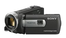 SONY HANDYCAM DCR-PJ5E PROJECTOR CAMCORDER SD CARD / MEMORY STICK DIGITAL VIDEO