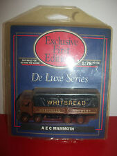 AEC Mammoth whitbread brewery camion truck EFE 1/76 exclusive first editions