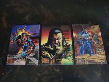 1995 Marvel Masterpieces---Emotion Signature Series---Lot Of 3---See List