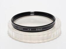 4 Macro 72mm 4 nahlinse close up aumento de tamaño