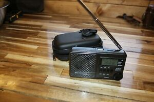 Retekess TR601 AM FM Radio Portable Shortwave Radio WITH CASE