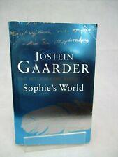 Sophie's World Jostein Gaarder Paperback