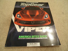TopGear Subscribers Edition Magazine Issue 230 May 2012
