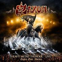 Saxon - Heavy Metal Thunder - Live - Eagles Over Wacken (wacken Show NEW 2 x CD