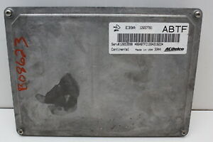 14-16 Chevrolet Caprice 12653998 Computer Brain Engine Control ECU ECM Module