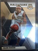 2019-20 mosaic Panini 287 Allen Iverson Hall of Fame