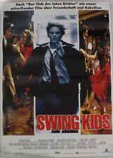 """ORIGINAL Verleih Filmplakat """"Swing Kids"""" 1993 DIN A1 594 x 841 mm gerollt unb..."""