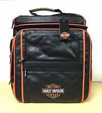 Harley Davidson Leather Backpack New with tags