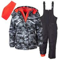 NWT Girls 12mo 18mo 24mo Rugged Bear 2-Piece Snowsuit outfit $100 Retail Value