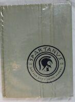 Original 1968 Garden Spot High School Eastern Lancaster County Year Book, Used