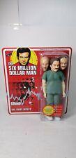 The Six Million Dollar Man DR Rudy Wells Bif Bang Pow Rare Action Figure 2012