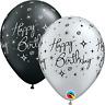 Âge 80 Ans - Joyeux 80ème Anniversaire Qualatex Ballons { Hélium Fête Garçon /