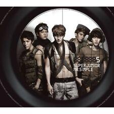SUPER JUNIOR - [Mr.Simple] B ver. 5th Album CD Sealed K-POP SM