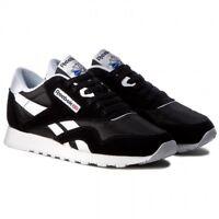Reebok Classic Nylon 6604 Black Original Shoes Men