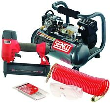 Senco FinishPro Kit 18 Brad Nailer und pc1010 Kompressor