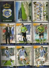 27 fichas del Recreativo de Huelva Mundicromo Fichas de la liga 2008-2009