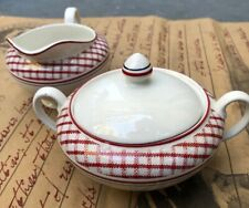 Ralph Lauren Homestead Home Collection by Wedgewood-Creamer and Sugarbowl