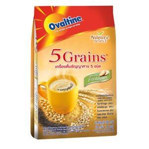 Ovaltine 5 Grains Instant Malt Cereal Beverage (15 Packs)