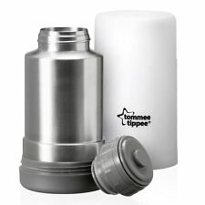 Tommee Tippee Closer To Nature Compact Travel Baby Bottle and Food Warmer Flask