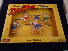 Disney's Ducktales Bend-Ems Box Gift Set Uncle Scrooge Huey Dewey Louie Bendems
