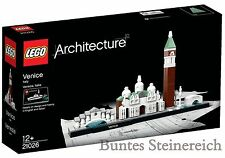 LEGO® Architecture: 21026 Venedig & 0.-€ Versand & NEU & OVP !