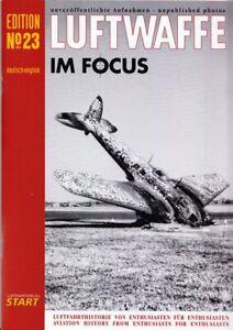 Luftwaffe im Focus - Edition No. 23; Luftfahrtverlag Start, NEU &