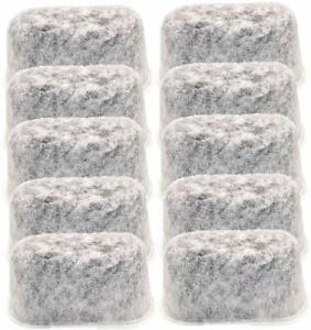 Blendin 10 Pack  Coffeemaker Water Filters, Compatible with Cuisinart DCC-RWF1